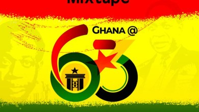 Ghana @63 Independence Mixtape by DJ Ashmen