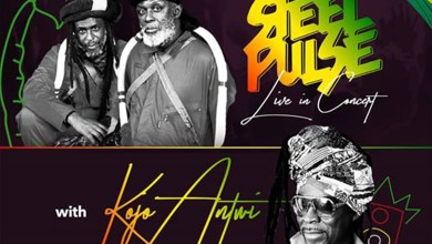 Photo of All set for Steel Pulse & Kojo Antwi this SATURDAY!!