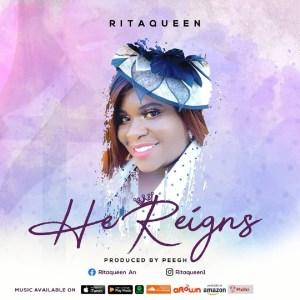 He Reigns by RitaQueen