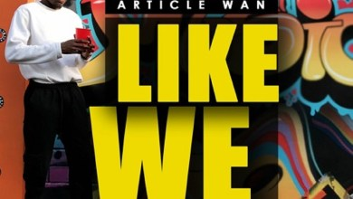 Photo of Audio: Like We by Article Wan
