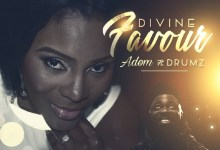 Photo of Audio: Divine Favour by Adom feat. Drumz