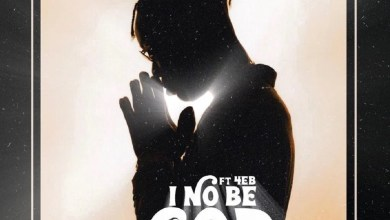 Photo of Audio: I No Be God by Skonti feat. 4EB