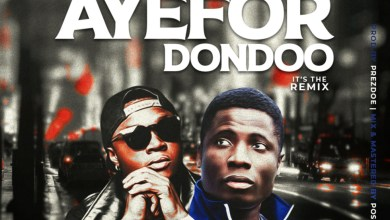 Ayefor Dondo by Jay Baba feat. Fresh Prince (4X4)