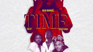 Photo of Audio: Time by Kojo Manuel feat. Quamina MP, Shaker & Ginja
