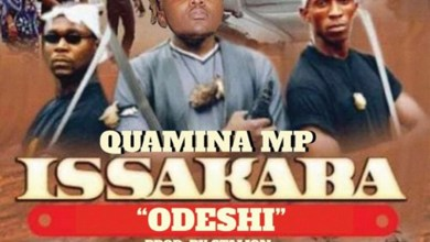 Photo of Audio: Issakaba (Odeshi) by Quamina MP