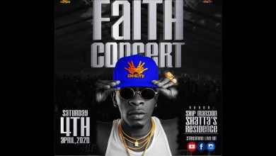 Photo of Quarantine just got lit with Shatta Wale's Faith Concert
