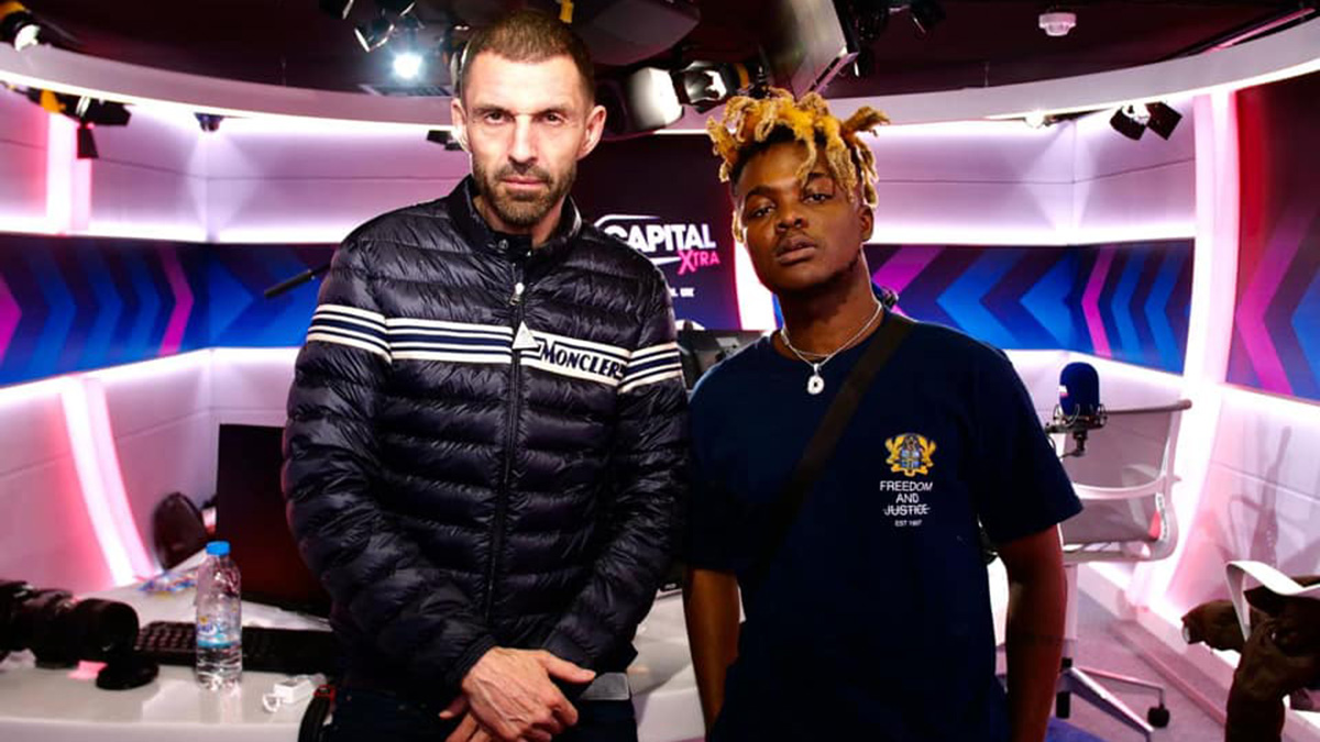 Quamina MP rebuts trollers with solid delivery on Tim Westwood TV