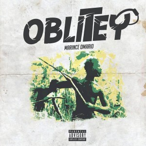 Oblitey EP by Marince Omario