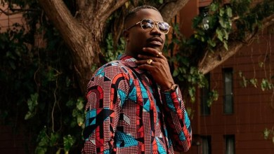 Photo of Kpanlogo; my debut solo album is about the future & past simultaneously -Darkovibes