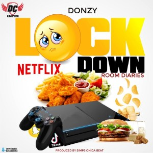 Lock Down (Room Diaries) by Donzy