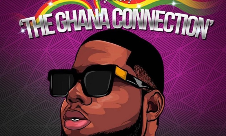 Photo of Audio: The Ghana Connection by D-Black