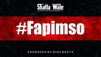 Photo of Audio: Fapimso by Shatta Wale