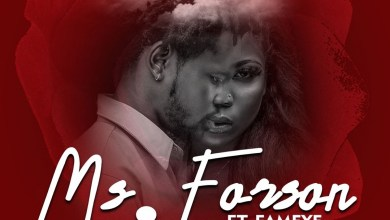 Photo of Audio: Number 1 by Ms. Forson feat. Fameye