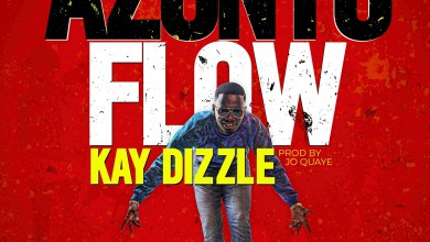 Photo of Audio: Azonto Flow by Kay Dizzle
