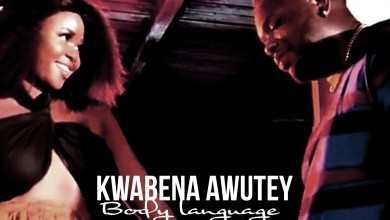 Photo of EP: Body Language by Kwabena Awutey