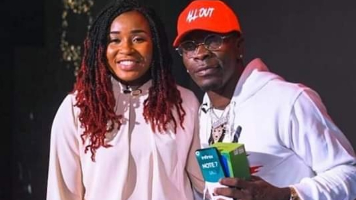 Shatta Wale grabs another 1-yr ambassadorial deal with Infinix Ghana