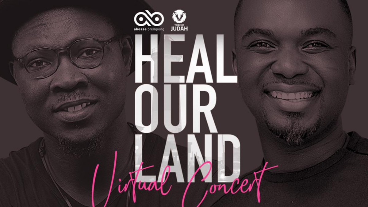 Akesse Brempong to roar with Joe Mettle this Saturday at Heal Our Land Virtual Concert