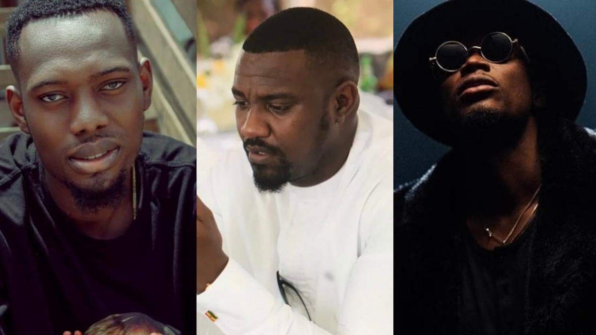See who made it to John Dumelo's current playlist!