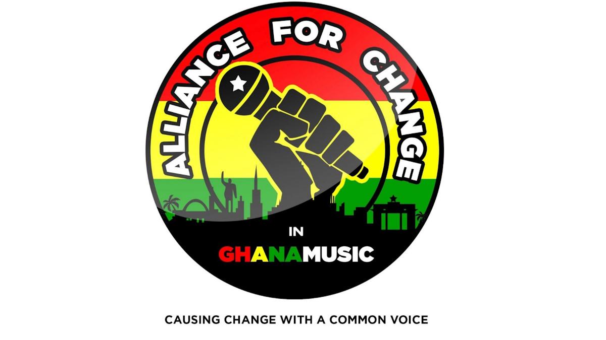 Meet Ghana's latest charity & pressure group; The Alliance For Change In Ghana Music