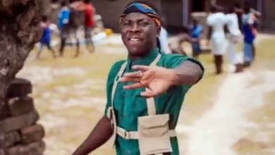 Photo of Video: Le Gba Gbe by Stonebwoy