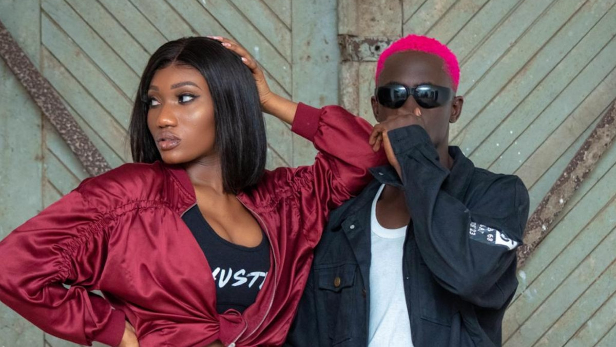Wendy Shay teams up with Bosom P-Yung for her first ever traditional trap single