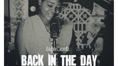 Back In The Day by Kafui Chordz