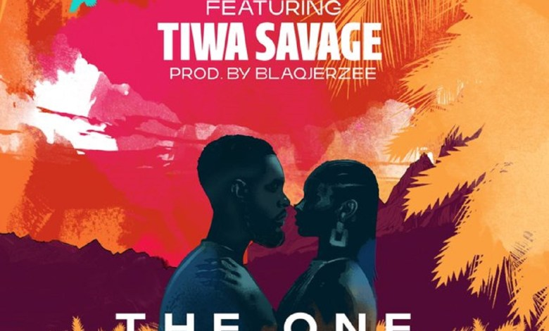 Photo of Single: The One by Efya feat. Tiwa Savage
