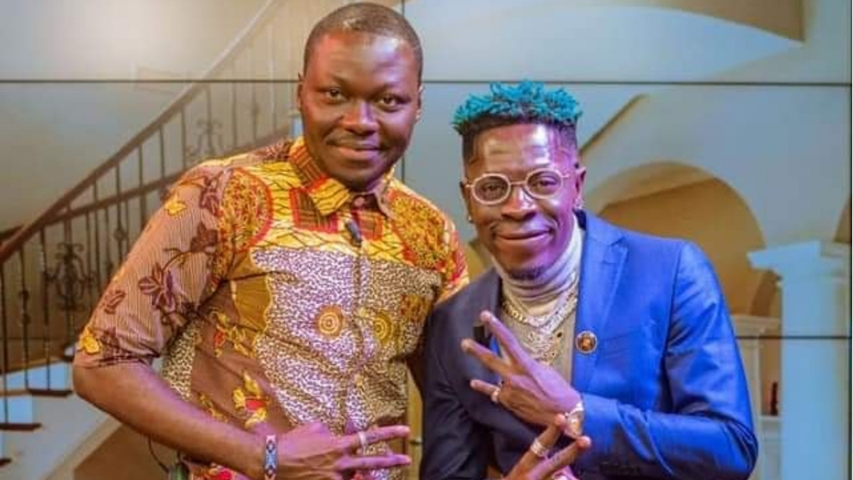 No Doubt! Shatta Wale is a certified local champion