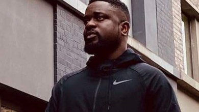 Photo of King Sarkodie touches down in Ghana with new born Prince?