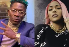 Photo of Fans corner Stefflon Don into confirming a Shatta Wale feature