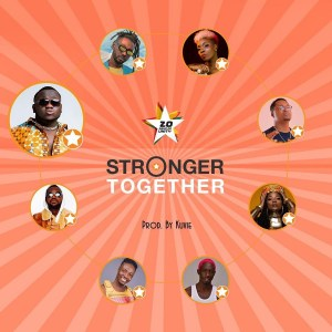Stronger Together by CJ Biggerman feat. All Stars