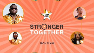 Photo of Audio: Stronger Together by CJ Biggerman feat. All Stars