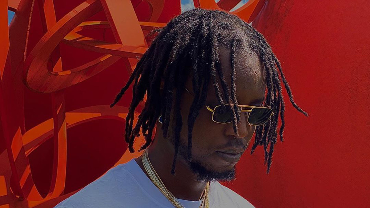 Kensah out with double single Afrobeat release; Gum Body & Tattoo