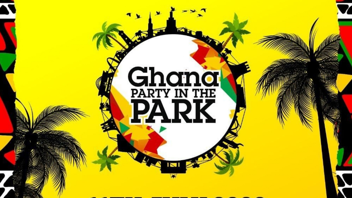 LIVE: Ghana Party In The Park 2020