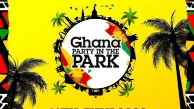 Photo of LIVE: Ghana Party In The Park 2020