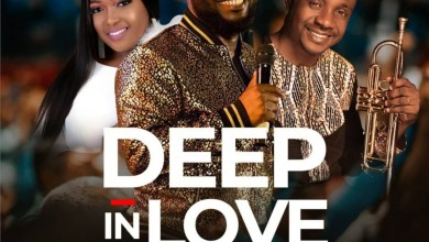 Photo of Single: Deep In Love by Edwin Dadson feat. Nathaniel Bassey & Ntokozo Mbambo