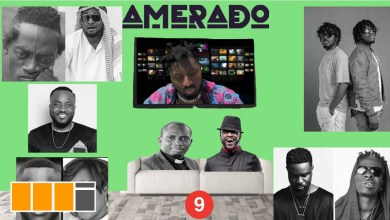 Photo of Amerado reports issues of Lilwin, Funny Face, others on Yeete Nsem ep.9