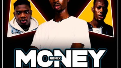 Photo of Audio: Money Remix by Black Sherif feat. Amg Armani & Tulenkey