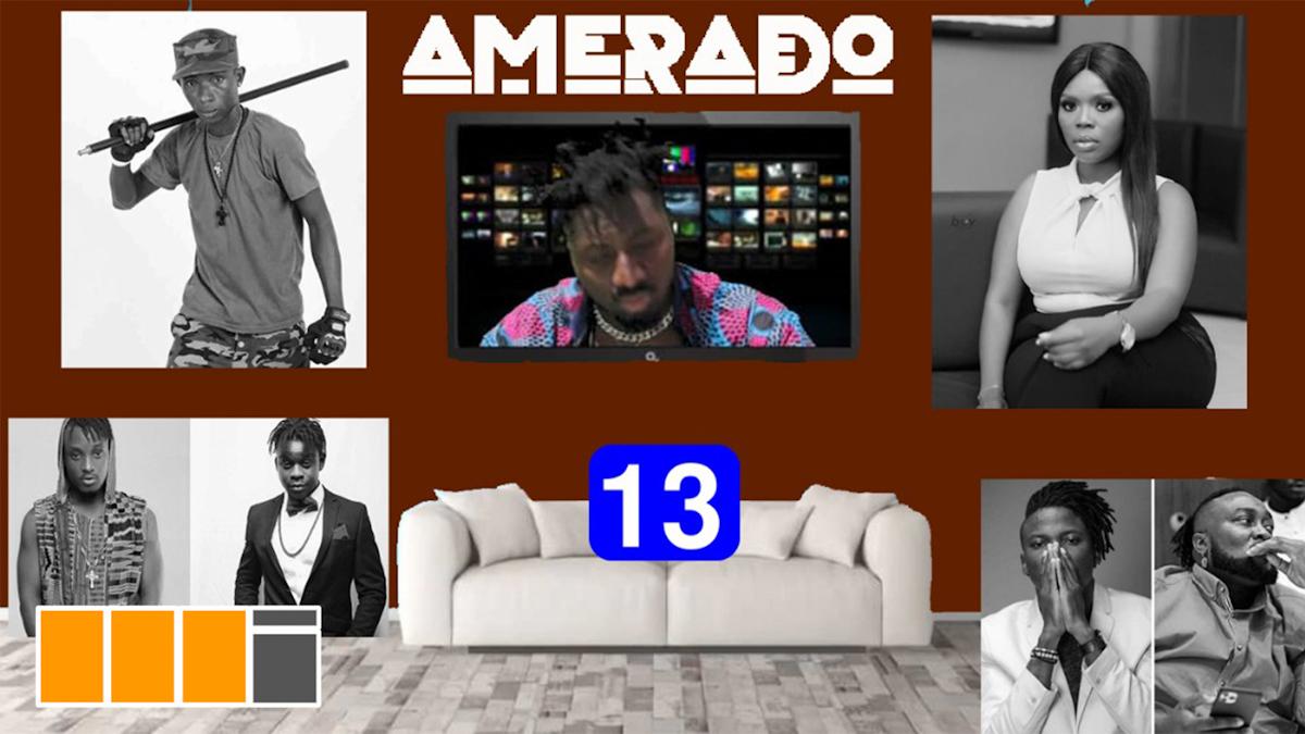Amerado presents Yeete Nsem EP. 13 with Clemento Suarez