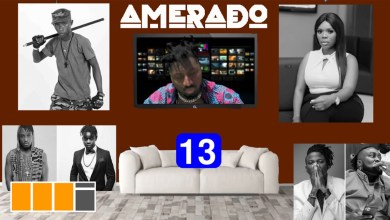 Amerado presents Yeete Nsem EP. 13 with Clemento Suarez
