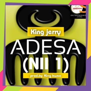 Nii One by King Jerry