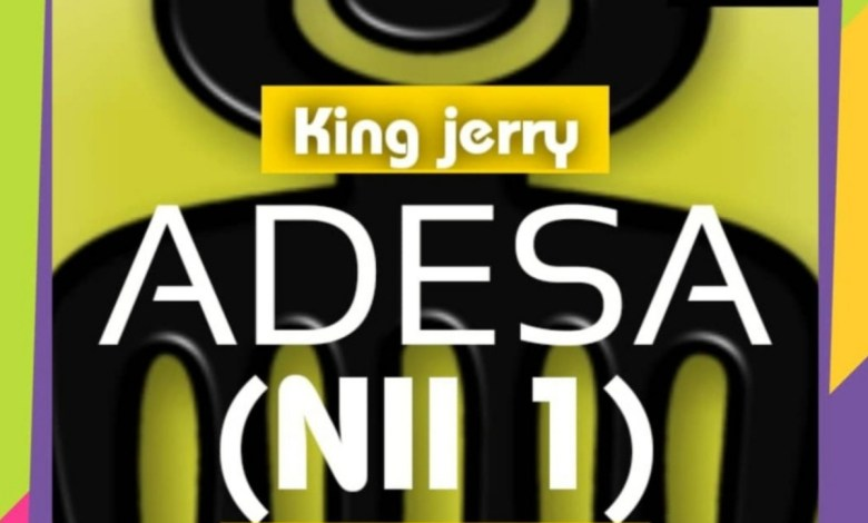 Photo of Audio: Nii One by King Jerry
