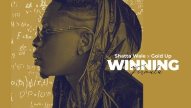 Photo of Single: Winning Formula by Shatta Wale & Gold Up