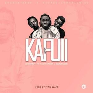 Kafuii Remix by Showboy feat. Koo Ntakra & Kwaw Kese