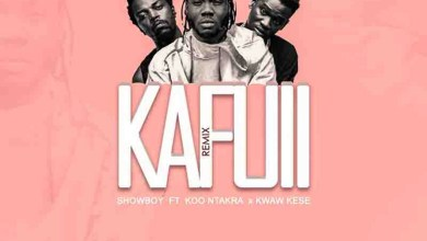 Photo of Audio: Kafuii Remix by Showboy feat. Koo Ntakra & Kwaw Kese