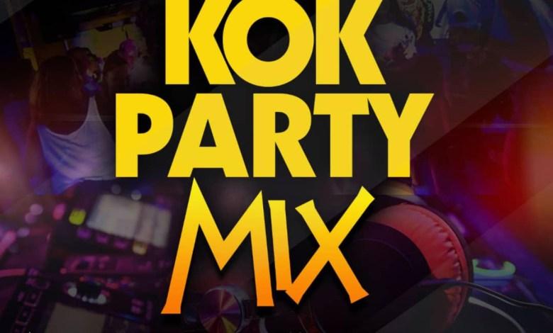 Photo of Audio: KOK Party Mix by Koo Ntakra x DJ Aligation