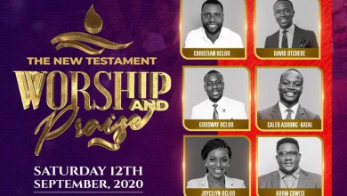 GIAM Family to usher souls in; New Testament Worship & Praise