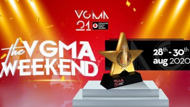 Photo of VGMA 2020: List of nominated categories to be awarded tonight!