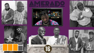 Photo of Amerado hosts Yeete Nsem EP. 16 with Yazzi Sangari & Sherry Boss