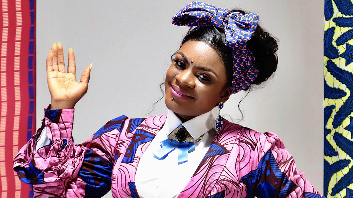 Priscilla Otomfuo sounds alarm in new single; Yesu Mba (Jesus is Coming)